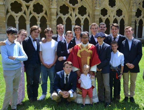 «Notre» Joseph devient prêtre